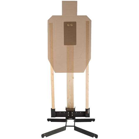 Target L Base Wood by Challenge Targets 174 Multi Functional Ipsc Rifle And Handgun