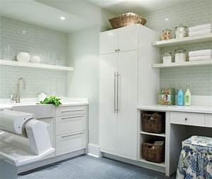 Laundry, Room, Cabinets, Ikea, U2013, Homesfeed