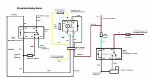 Wiring Car Horn Diagram - Wiring Diagram Data