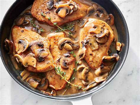 marsala cuisine chicken marsala recipe cooking light