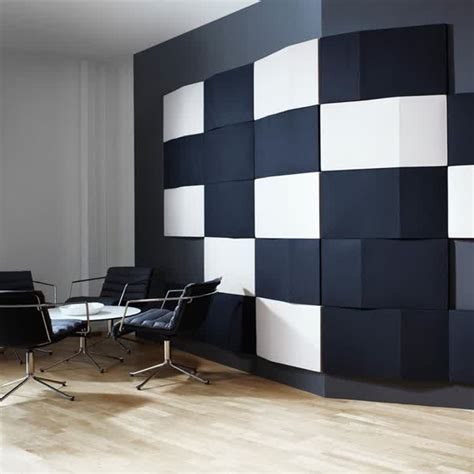 modern  trendy soundproofing   room