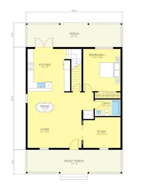 house build plans steel frame ready cottage house for comfy living hq plans