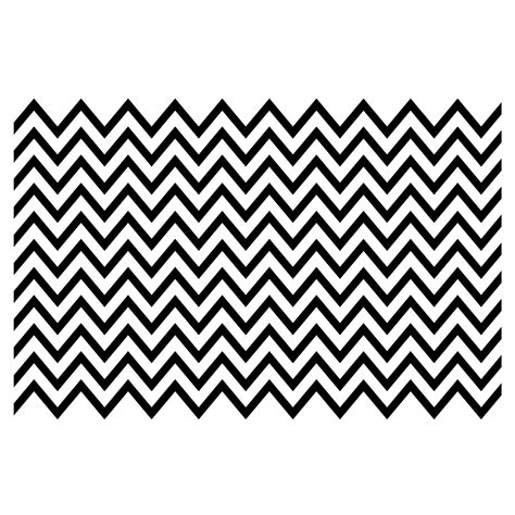 Schwarz Weiß Muster by Streifentapete Schwarz Wei 223 Zickzack Muster