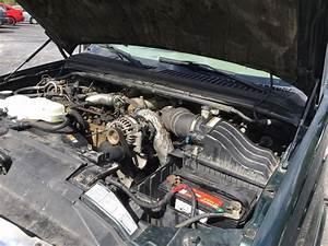 2002 Ford F-350 7 3 Power Stroke Turbo Diesel