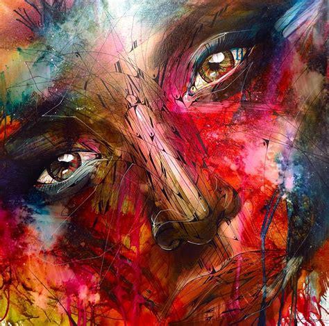 Incredible Artmural By Talented Street Artist  Sky Rye