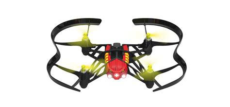 parrot presenta una nueva generacion de minidrones motor el mundo