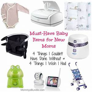 Must-Have Baby Items: 4 Things I Couldn't Have Done ...