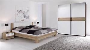 Schlafzimmer Weiß Gold : vanti komplett schlafzimmer 4 teilig wei eiche sonoma ~ Indierocktalk.com Haus und Dekorationen