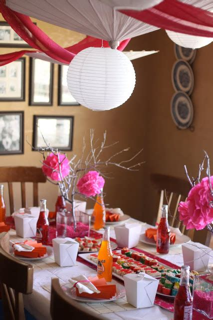 Blessed Beyond Measure Asian Themed Party