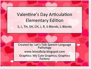 Top 22 ideas about Speech Therapy- Valentines Day on ...
