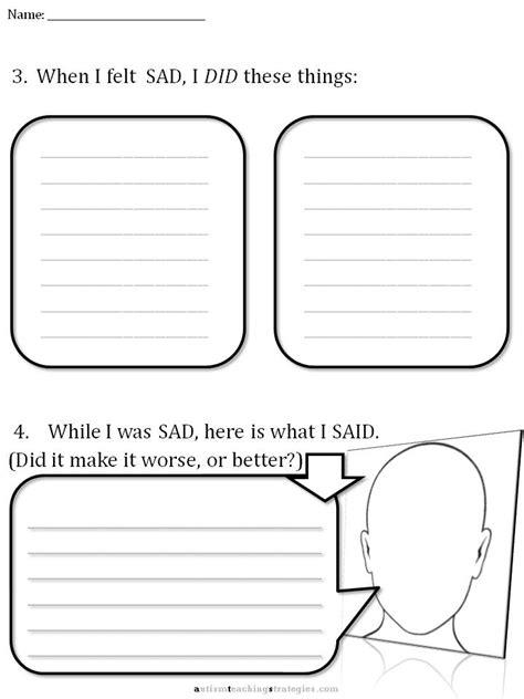 images  coping depression worksheets cbt