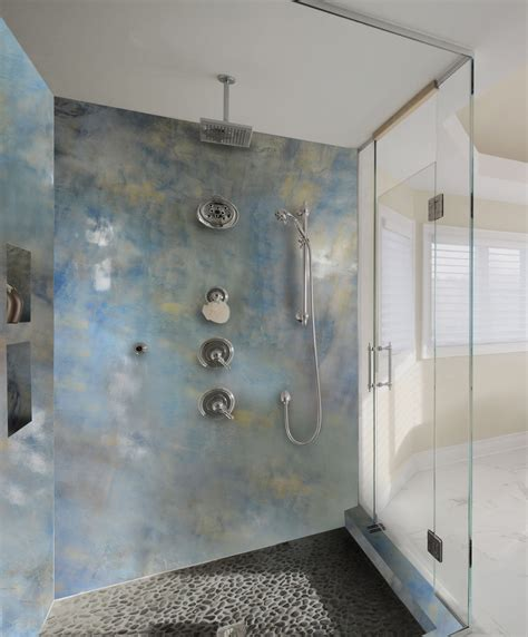 Epoxy Bathroom Tile by Epoxy Wall System Standard Surround Of 500 Sq About