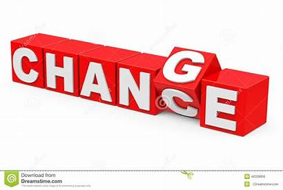 Change Chance Illustration Concept Generated 3d