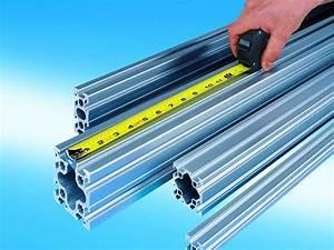 Structural Aluminum Framing