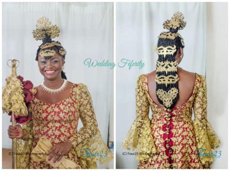 beautiful efik brides   costume culture nigeria