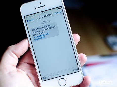 phone number spammer how to block and report imessage spam to apple imore
