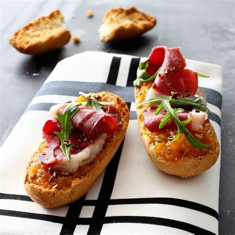 toast de magret recette recette recettes de cuisine