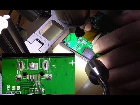 sostituzione lade led 246 ffnen des samsung galaxy tab3 defekte micro usb buchse