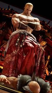 Tekken 7  Fated Retribution   Art Gallery