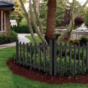 fence scallops and home depot on pinterest