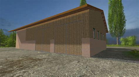 Kleine Garage V 1.0 Gebäude Mit Funktion Mod Für