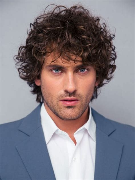 Guys Curly Hairstyles by 30 Modern S Hairstyles For Curly Hair That Will