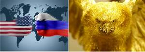 The New Cold War And The Power Of Gold Goldbroker Com