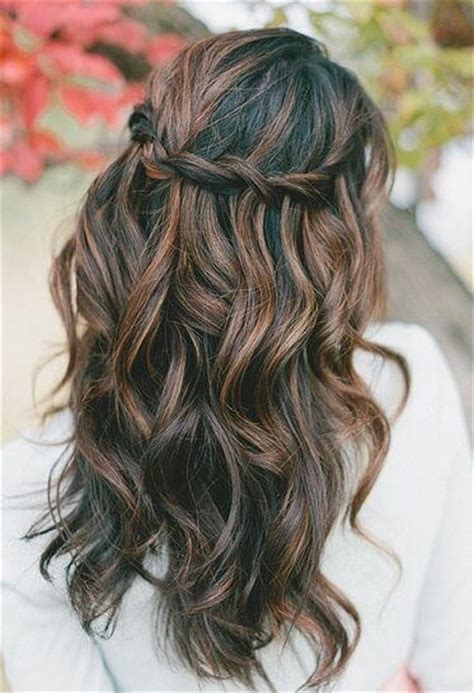 Hairstyles Brown Hair With Highlights by 25 Best Hairstyle Ideas For Brown Hair With Highlights
