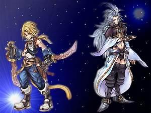 Final Fantasy 9 Wallpaper Zidane Wwwimgkidcom The