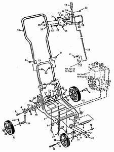 Craftsman Model 536797560 Edger Genuine Parts