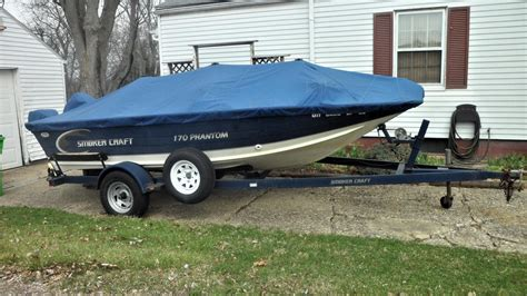Aluminum Fishing Boat For Sale In Ohio by Smoker Craft Boats For Sale In Massillon Ohio