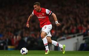 Arsenal's 10 highest Champions League goalscorers