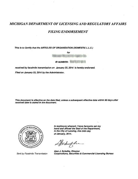 certificate of organization nebraska form 0 comments