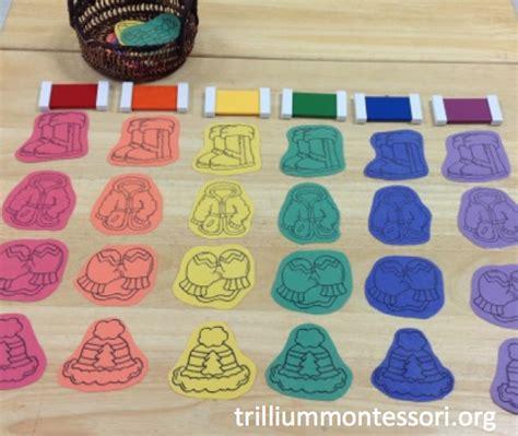 preschool clothing theme montessori and preschool printables for winter trillium 338