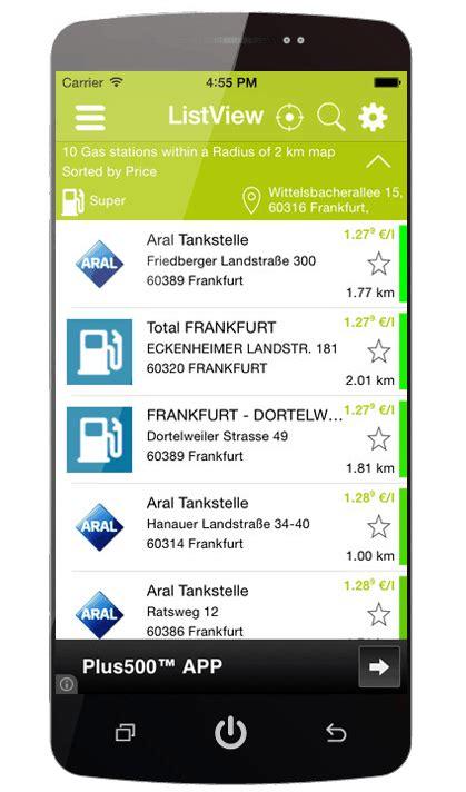 günstig tanken app kostenlos g 252 nstig tanken handyservice de