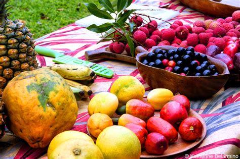 cuisine island tasting kauai s tropical fruits and island cuisine on a