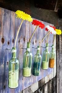 Deko Mit Flaschen : vasen selber machen aus flaschen meine kartenmanufaktur ~ Frokenaadalensverden.com Haus und Dekorationen