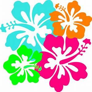 Hibiscus Clip Art at Clker.com - vector clip art online ...