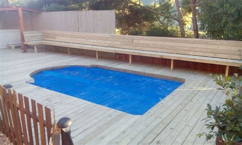 Wood Pool Decking Cape Town Timber Decking Balau Decking
