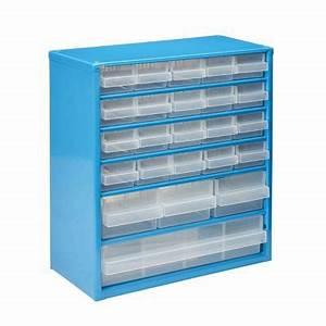 Casier A Tiroir : casier de rangement mac allister 24 tiroirs en plastique castorama ~ Teatrodelosmanantiales.com Idées de Décoration