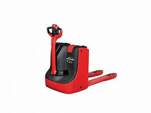 Linde T20 Electric Pallet Truck