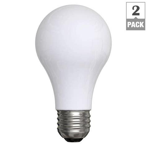 white light bulbs ge 30 70 100 watt incandescent a21 3 way soft white light