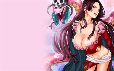 boa hancock hd wallpaper 1440x900 your daily anime wallpaper and fan art