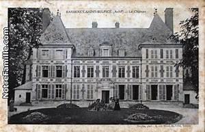 Barberey St Sulpice : carte postale le ch teau 10600 de l 39 aube 10 ~ Medecine-chirurgie-esthetiques.com Avis de Voitures