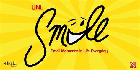 'Smile Week' to promote positivity on campus | Nebraska Today | University of Nebraska-Lincoln