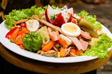 10 salads from around the world from the grapevine
