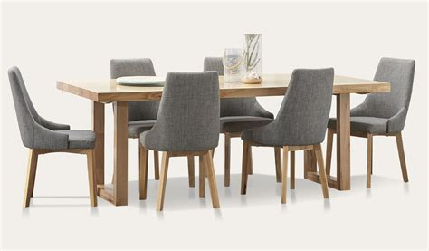modern kitchen dining tables and chairs kennedy dining suite with benson chairs focus on furniture