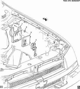 Chevrolet Trailblazer Module  Transmission Control Module