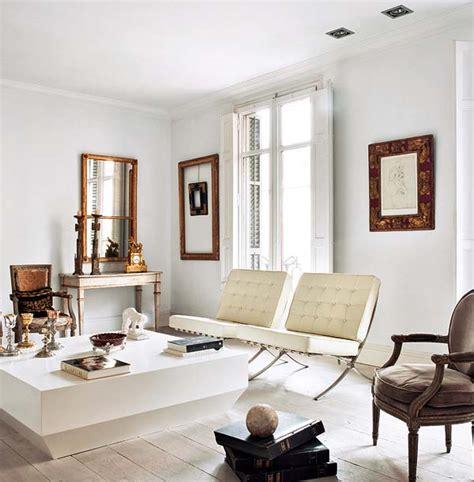 minimalist classic the barcelona chair erika brechtel
