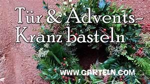 Adventskranz Selbst Basteln : t rkranz bzw adventskranz selbst basteln youtube ~ Orissabook.com Haus und Dekorationen
